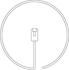 A C-stream cable produced by the Chord Company